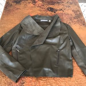 {Bagatelle} Olive Green Jacket. Size Small.